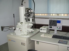 JEOL Scanning Electron Microscopy