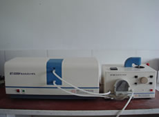 Powder Partical Distribution Laser Analyzer