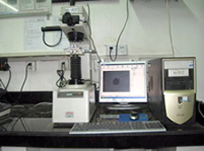 Rockwell Hardness Tester