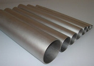 Titanium tube